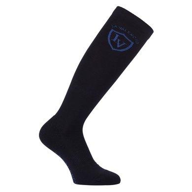 La Valencio Socks Black 6/8