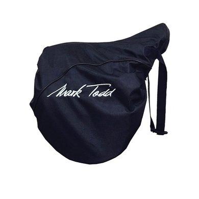 Mark Todd Zadeltas Luggage Gevoerd Pro Navy/Chocolade
