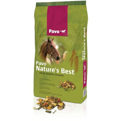 Pavo Muesli Natures Best
