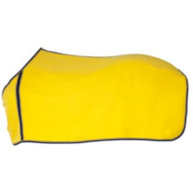 Pfiff Extra Deep Fleece Rug Yellow