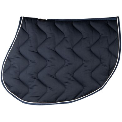 Pfiff Jumping Saddle Cloth Blue Full