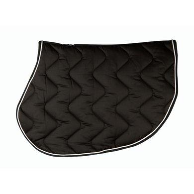 Pfiff Jumping Saddle Cloth Black Full