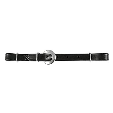 Pfiff Curb Strap Leather Black