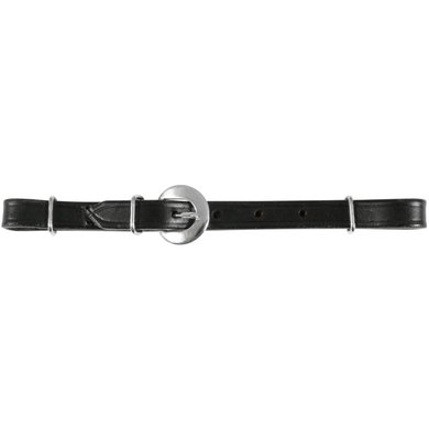 Pfiff Curb Strap Leather Black
