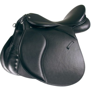 Pfiff All Purpose Saddle New Lord Black