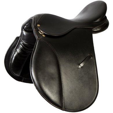 Pfiff Haflinger Saddle Black 18inch