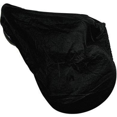 Pfiff Zadelbeschermer Katoen Zwart