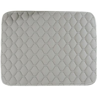 Pfiff Quilted Bandage Pads Grey