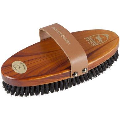 Pfiff Body Brush Brown