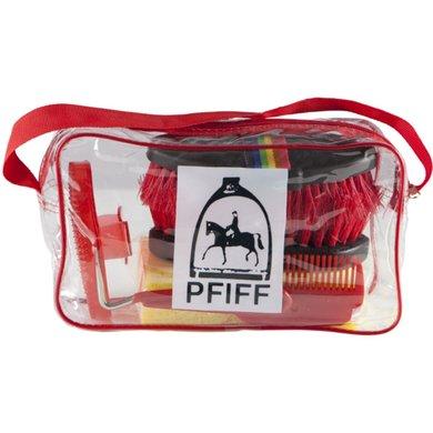 Pfiff Grooming Kit Red