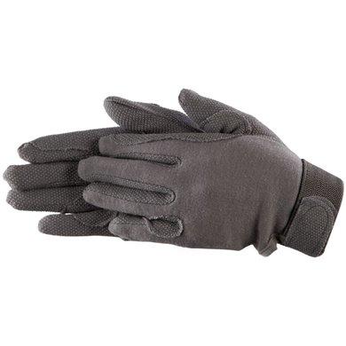 Pfiff Cotton Gloves Grey