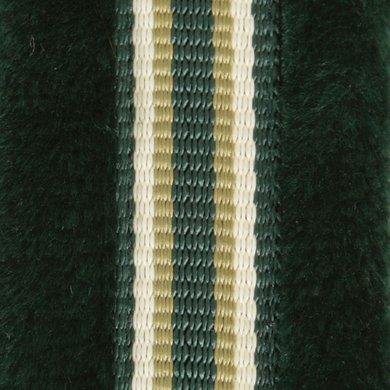 Pfiff Halster Gevoerd Groen/beige Full