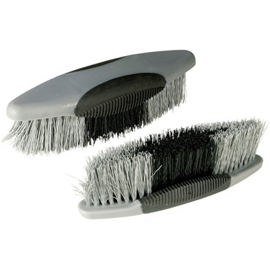 Pfiff Mane Brush Grey Black