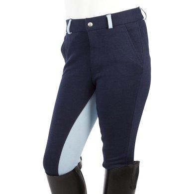 Pfiff Childrens Breeches Elisa Blue/Light blue