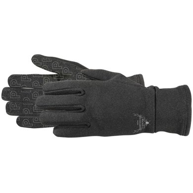 Pfiff Winter Riding Gloves Black