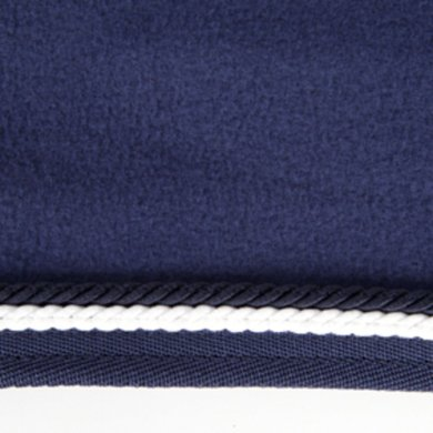Pfiff Fleece Rug Pauline Blue