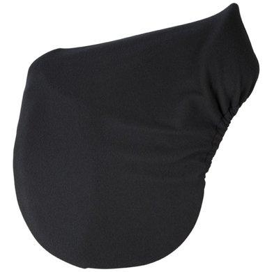 Pfiff Fleece Saddle Cover Black