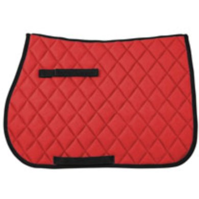 Pfiff GP Saddle Cloth Basic Line Red