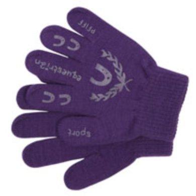 Pfiff Handschoenen voor Kinderen met Print Lila-Seringen