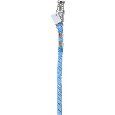 Pfiff Lead Rope Name Tag Lightblue
