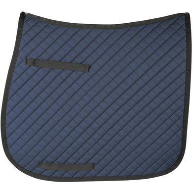 Pfiff Dressage Saddle Cloth New Pazifik Blue Full