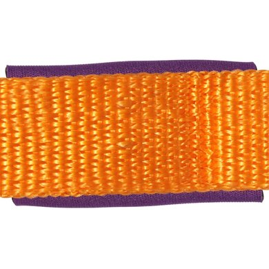 Pfiff Kunststof Halster Onderlegd Oranje/Onderlegd