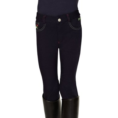 Pfiff Childrens Breeches Hanni Blue