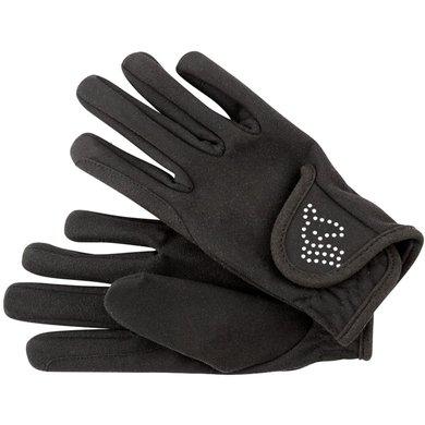 Pfiff Childrens Gloves Black