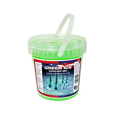 Equine America Green Ice Cooling Gel New formula 1.5ltr