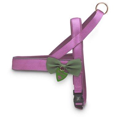 Bellomania Hondentuig Neyla Quickfit Neopreen Lavendel
