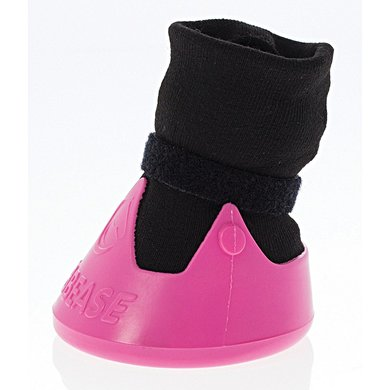 Shires Hufschuh Pink S