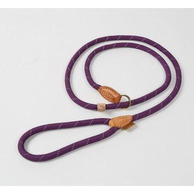 Digby & Fox Slip Lead  Reflective Purple One Size