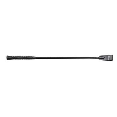 Shires Zweep Rubber Handvat Black 53cm