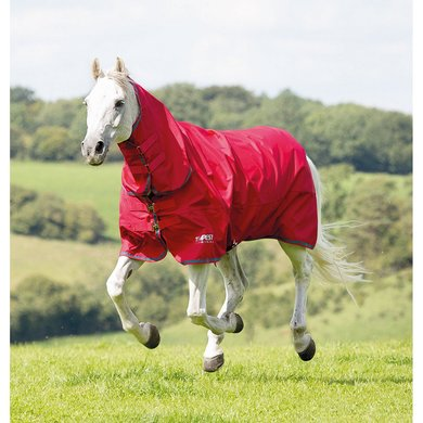 Tempest by Shires Outdoor Combo Air Motion Red/Green 155/206
