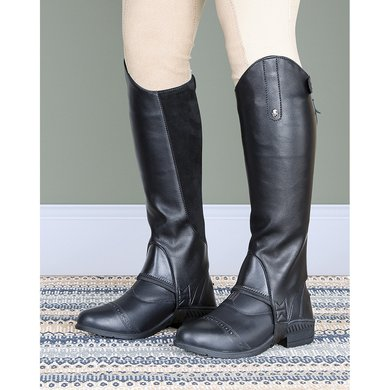 Moretta by Shires Chaps Synthetic Adult Brown S