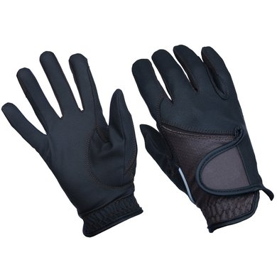 Rider Pro Handschoen Hamilton Zwart/Bruin