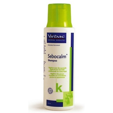 Virbac Sebocalm Huidverzorgende Shampoo Hond/Kat 250ml