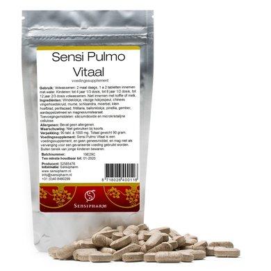 Sensipharm Dietary Supplement Sensi Pulmo Vital 90 Tablets