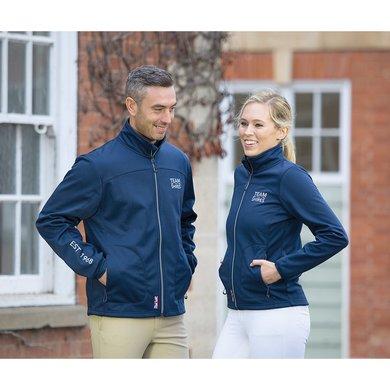 Team Shires Fleece Jacket Ladies Navy L