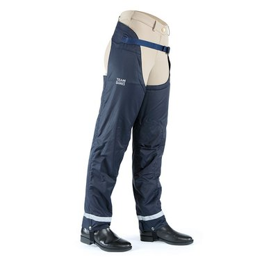 Team Shires Chaps Winter Waterafstotend Navy