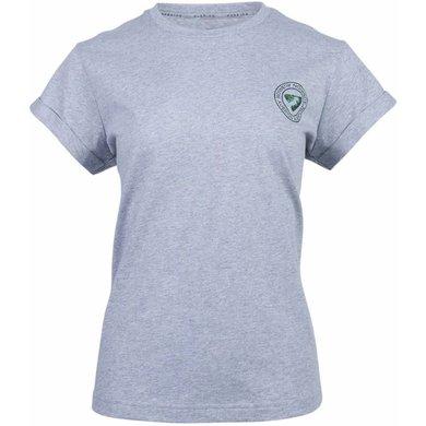 Aubrion T-shirt Croxley Grijs S