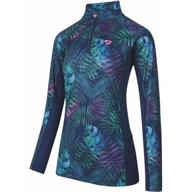 Aubrion Shirt Newbury Lange Mouwen Tropical S