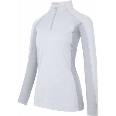 Aubrion Shirt Newbury Lange Mouwen White XS