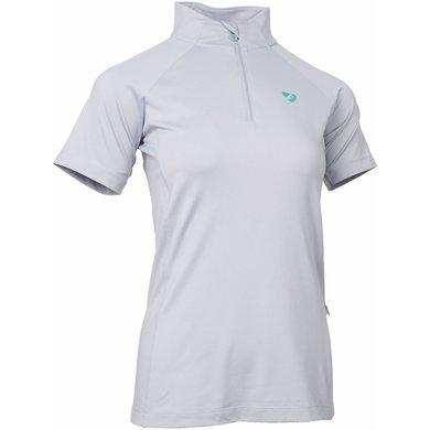 Aubrion Shirt Highgate Korte Mouwen Grijs XL