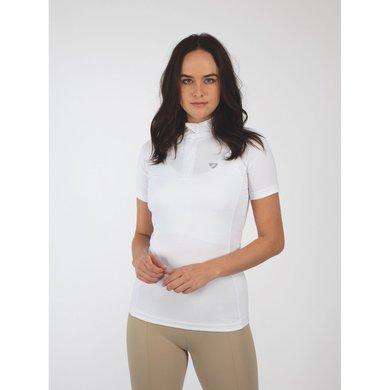 Aubrion Shirt Highgate Korte Mouwen White XXS