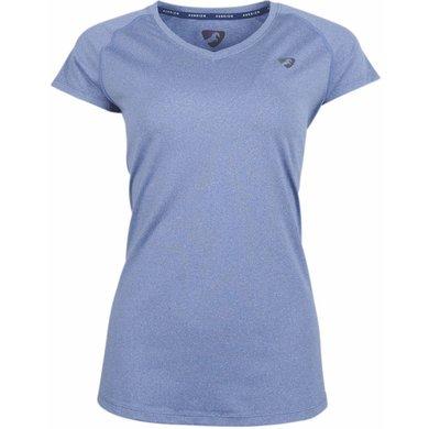 Aubrion T-shirt Elverson Navy Blauw XL