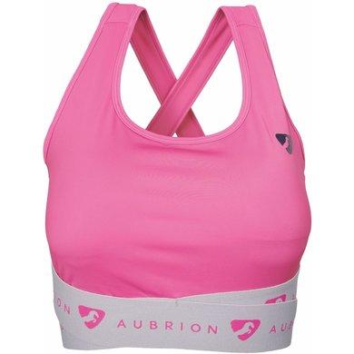 Aubrion Sport BH Dagenham Roze L