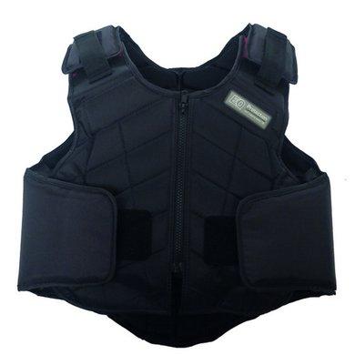 Equest Bodyprotector volwassen Zwart S