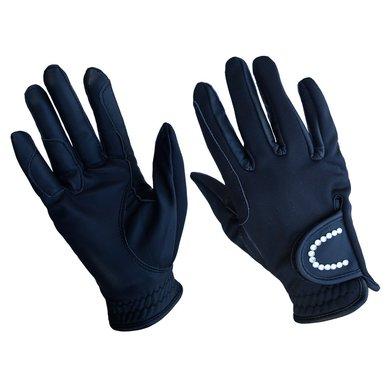 Rider Pro Handschuhe Diamond Schwarz