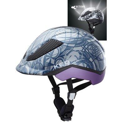 Ked Helm Pina K-star Blue Reflex S